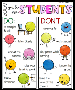 Zoom Guide for Students